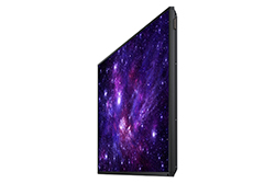 "Samsung DC32E-M - DC-E Series 32"" Direct-Lit LED Display - Side View"