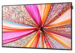 "Samsung DH40D - DH-D Series 40"" Slim Direct-Lit LED Display Perspecitive View"