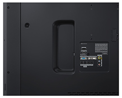 "Samsung ED75D - ED-D Series 75"" Direct-Lit LED Display Detail View"