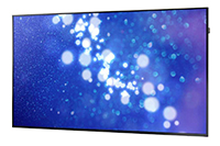 "Samsung ED75E - ED-E Series 75"" Direct-Lit LED Display (Right Perspective)"