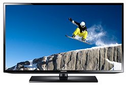 "Samsung H32B - HB Series 32"" HDTV Direct-Lit LED Display Front View"