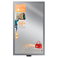 "Samsung ML55E  - ML-E Series 55"" Direct-Lit LED Display - Portrait"