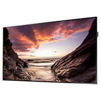 "Samsung PM32F - PM-F Series 32"" Edge-Lit LED Display (Right Perspective)"
