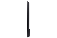 "Samsung QB75H - QB-H Series 75"" Edge-Lit 4K UHD LED Display (Side View)"
