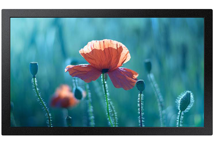 Samsung QB13R - 13-inch EDGE LED  FHD Display, 300 NIT LED Display (Front)