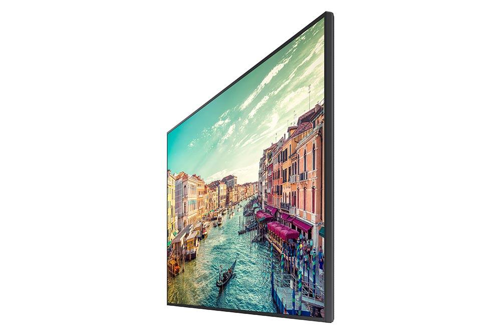 Samsung QM75R - 75-inch Commercial 4K UHD LED LCD Display, 500 NIT LED Display (Right Dynamic)