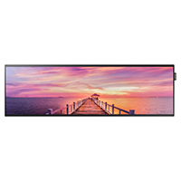 "Samsung SH37F - SHF Series 37"" Edge-Lit LED Stretched Display (Front)"