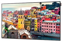 "Samsung UE46D - UE-D Series 46"" Edge-Lit LED Display Angle View"