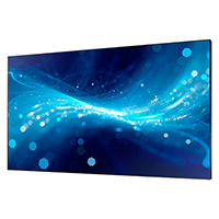 "Samsung UH46F5 - UHF Series 46"" Slim Depth Videowall Display (Right Perspective)"