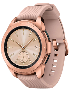 Galaxy Rose Gold 40mm Watch