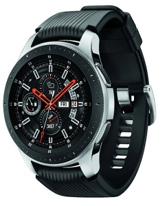 Galaxy Silver 40mm Watch