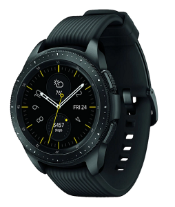 Galaxy Black 40mm Watch