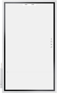 Samsung WM55H - Digital Flipchart for Business Portrait View