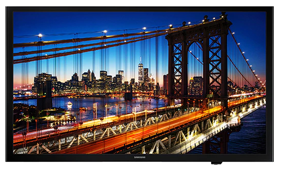 "Samsung HG43NF693GFXZA - 693 Series 43"" Healthcare TV"